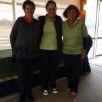 Gross Stableford Rosebowl Winners 2015 - Napier